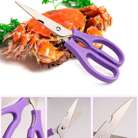 Freezing Kitchen Knife Scissors Stainless Steel Knife Set With Soft Grip
